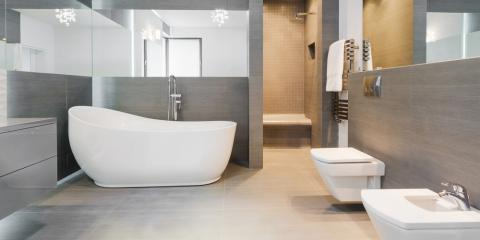 3 Popular Bathroom Remodeling Trends, East San Gabriel Valley, California