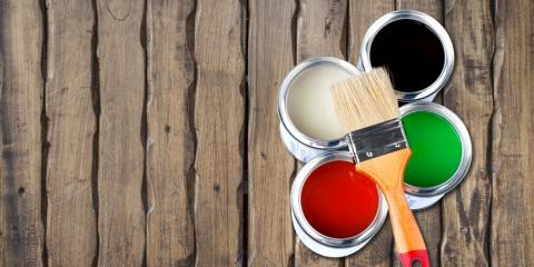 Home Improvement Pros on How to Mix Paint & Get the Right Color, Hobbs, New Mexico