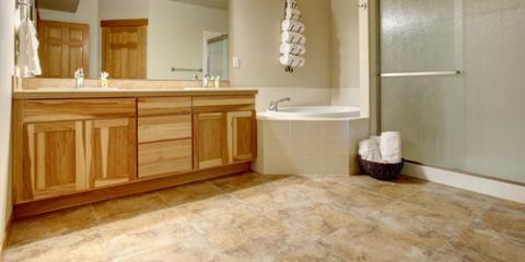 Bathroom Remodeling Contractor Shares the 3 Best Tile Floor Options, New Haven, Missouri