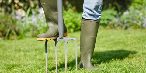 The Importance of Aerating Your Lawn This Fall, Jefferson City, Missouri