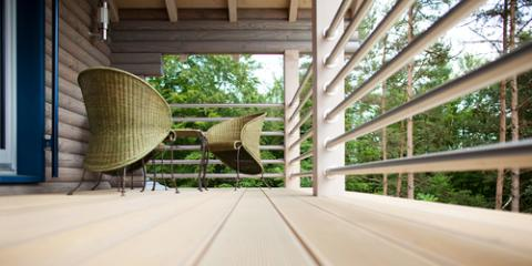 4 Luxurious Benefits of Building a Deck for Your Home, Sardinia, Ohio