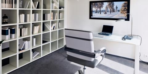 How to Design a Productive & Comfortable Home Office, North Canton, Ohio