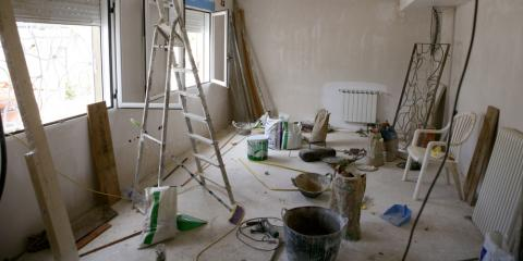4 Easy Ways to Reduce Dust During Your Home Repair Project, Morgan, Ohio