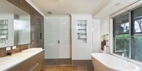 How an Accessible Shower in Your Bathroom Remodel Improves Independence, Jackson, California