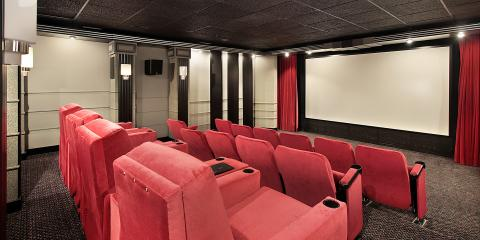 4 Common Home Theater Design Mistakes, West Carrollton, Ohio