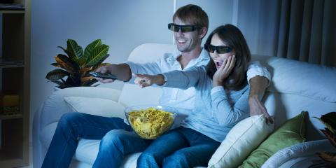 The Top 3 Advantages of Home Theater Systems, Montgomery, Ohio