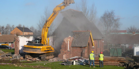 3 Reasons You Need Demolition Services From A Southern Boys Co., Hinesville, Georgia