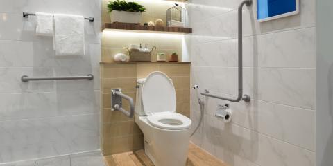 4 Safety Improvements to Senior Bathrooms, Anchorage, Alaska