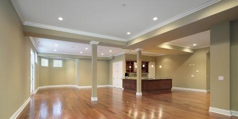 How to Brighten Up a Basement When Remodeling, Norwood, Ohio