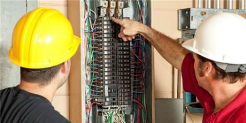 An Electrician Explains Electrical Home Safety Inspections, Silverton, Ohio