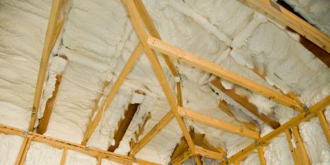 Roof Sealers: Why You Should Choose Spray Foam, Whitefish, Montana