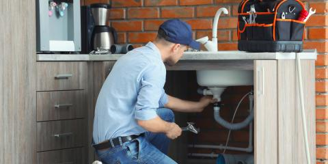 5 Reasons for Clogged Drains, Anderson, Ohio