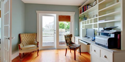3 Tips for Designing a New Home Office, Walton, Kentucky