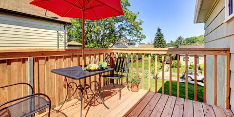 3 Reasons to Add a Deck to Your Home This Spring, Chesterfield, Missouri