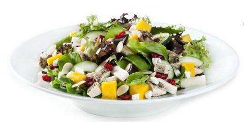 Trim Your Waistline by Eating Lunch at Tossed & Following These Easy Steps, Boston, Massachusetts