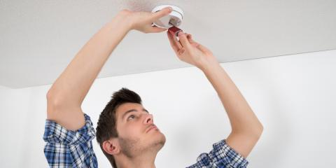 Home Security Explains How Installing Smoke Detector Can Keep Your Family Safe, Clintonville, Wisconsin