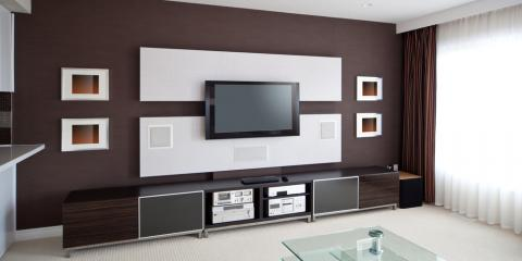 Top 4 Benefits to Having a Professional Install Your Home Theater, Rumson, New Jersey