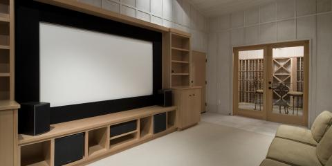 3 Room Ideas For Finishing Your Basement, Archdale, North Carolina