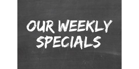 Weekly Specials: Grand Slam Savings, Nekoosa, Wisconsin