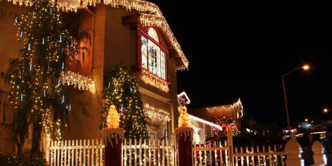 Homeowners Insurance Agency Provides 3 Holiday Decorating Tips, West Whitfield, Georgia