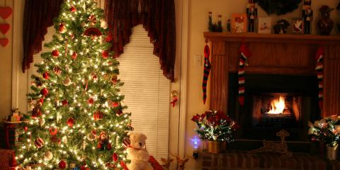 How to Prevent Fires During the Christmas Season, New Vienna, Iowa