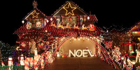 4 Safety Tips for Hanging Holiday Lights, Bolivar, Missouri