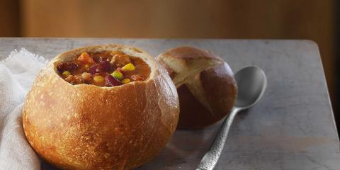 Panera Bread Healthy Food Options: Sandwiches, Soup, Salads and More!, Hoboken, New Jersey