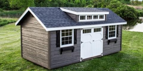 3 Factors of Utility Shed Selection, From Austin's Outdoor Structure Pros, Austin, Texas