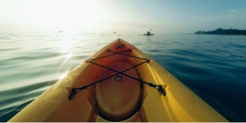3 Amazing Health Benefits of Kayaking, Kealakekua, Hawaii