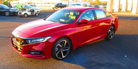 3 Reasons to Buy the Award-Winning 2018 Honda® Accord , Dothan, Alabama