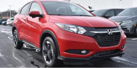 Top Car Dealership Discusses the Storage Capabilities of the 2018 Honda® HR-V, Florence, Kentucky