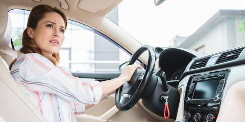 How to Protect Yourself From Motorists With Road Rage, High Point, North Carolina