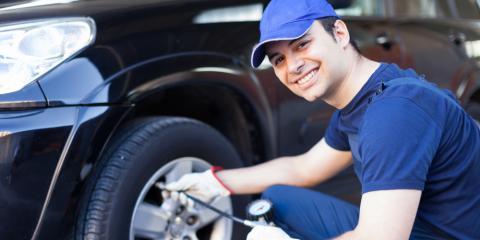 Honolulu Auto Mechanic Shares 3 Reasons for Checking Tire Pressure Regularly, Honolulu, Hawaii