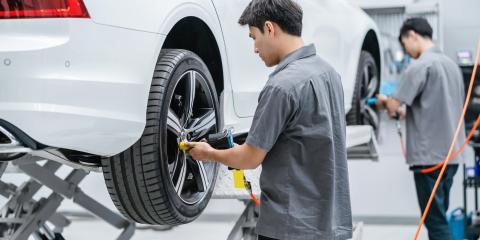 A Guide to Tire Rotation, Honolulu, Hawaii