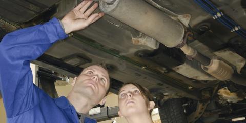 4 Signs It's Time for Car Exhaust Repair, Honolulu, Hawaii