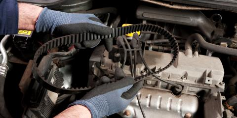 How to Tell When Your Timing Belt Needs to Be Changed, Honolulu, Hawaii