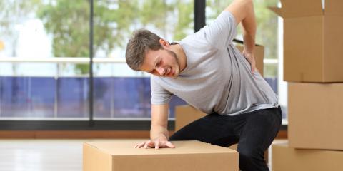 3 Tips for Lifting Heavy Objects, Honolulu, Hawaii