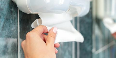 4 Benefits of Using Sustainable Paper Bathroom Supplies, Honolulu, Hawaii