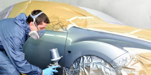 4 Reasons to Leave Auto Paint Repair to the Pros, Honolulu, Hawaii