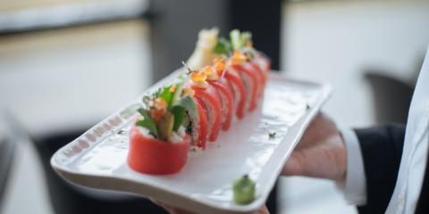 5 Reasons Why Sushi Is the Perfect Catering Food, Honolulu, Hawaii
