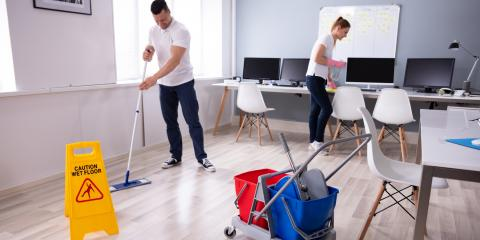How Dirty Floors Affect a Business, Honolulu, Hawaii