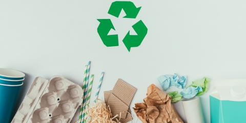 Differences Between Recycled & Sustainable Paper, Honolulu, Hawaii
