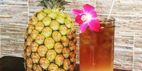 4 Refreshing Summer Drinks to Try at Cafe Grace, Honolulu, Hawaii