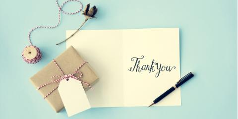 Honolulu Copy & Print Services Share 3 Reasons to Write Thank-You Cards, Honolulu, Hawaii