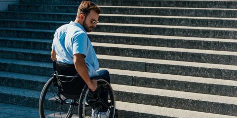 4 Benefits of Portable Wheelchair Ramps, Honolulu, Hawaii