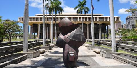 4 Must-See Historic Downtown Honolulu Sites, Honolulu, Hawaii