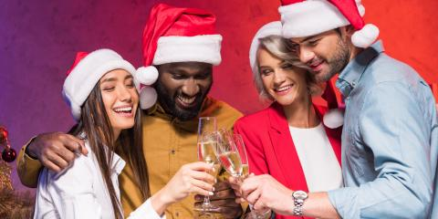 3 Benefits of Holding a Corporate Holiday Party, Honolulu, Hawaii