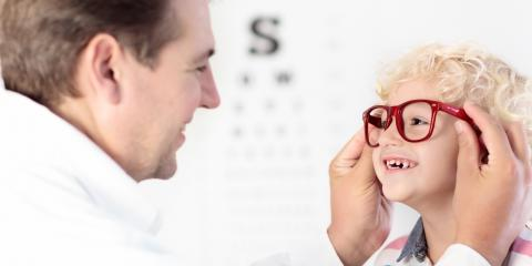 3 Signs Your Child Needs an Eye Exam, Honolulu, Hawaii