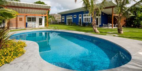 4 Fantastic Pool House Benefits, Honolulu, Hawaii