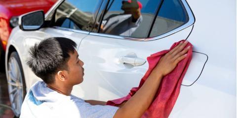 3 Car Wash Mistakes to Avoid, Honolulu, Hawaii